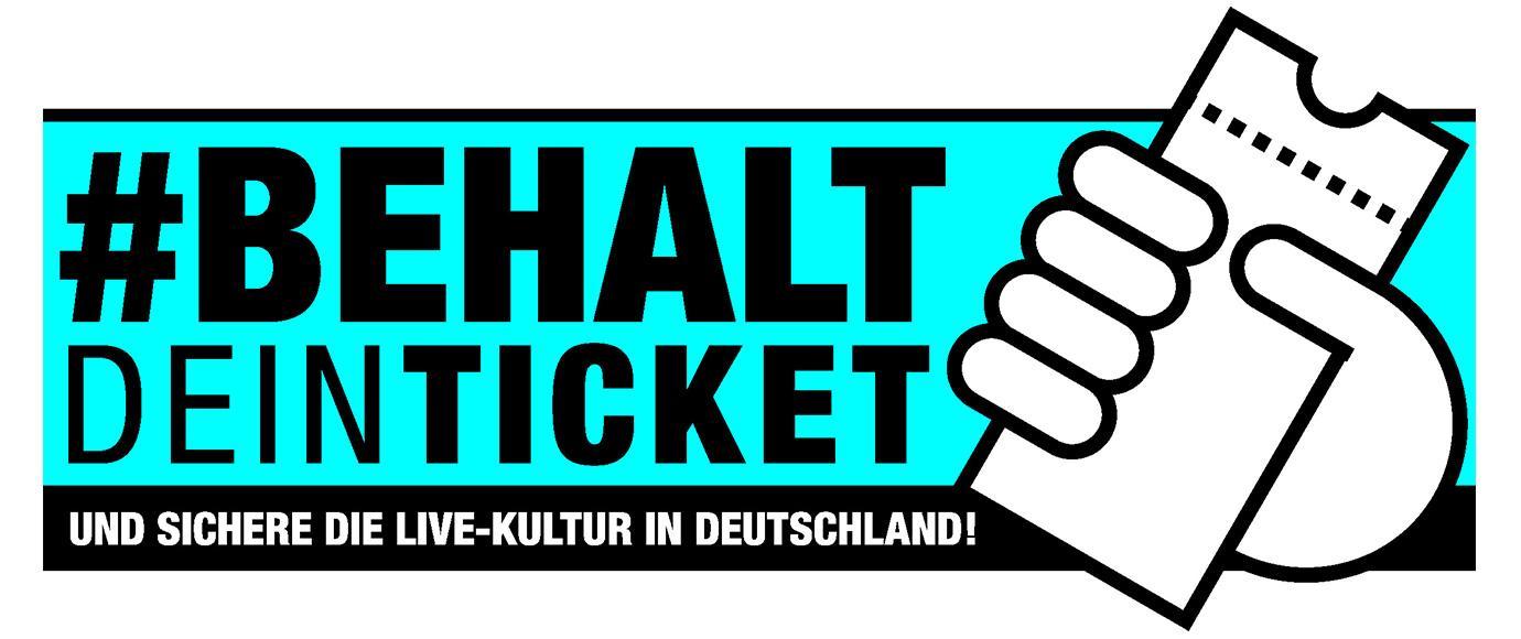 Behalt dein Ticket